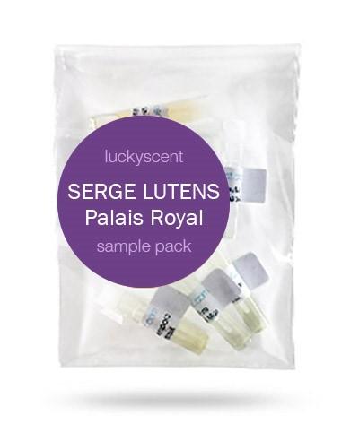 Serge Lutens Palais Royal - Sample Pack   by Serge Lutens