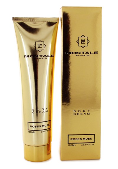 Montale Roses Musk Body Cream Body Cream  by Luckyscent Gifts With Purchase