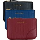 Luxury Zip-Top Pouch - SA8100LG by Comme des Garcons Leather