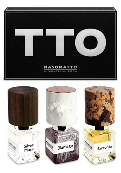 TTO Mini Oils Set Extrait de Parfum Oil  by Nasomatto
