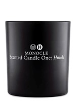 Hinoki Candle by Comme des Garcons x Monocle