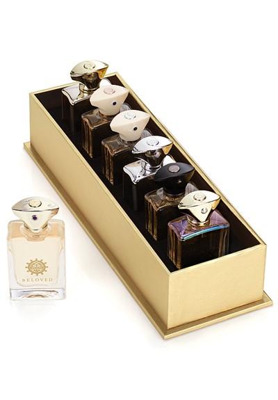 Mini Fragrance Set - Classic Man Fragrance Discovery Set  by Amouage