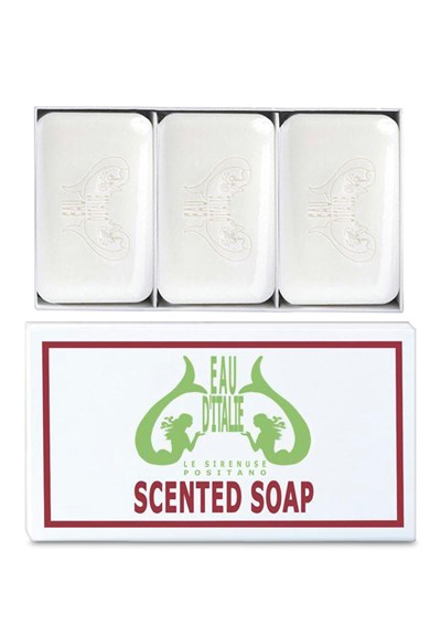 Box of 3 soaps    by Eau d'Italie