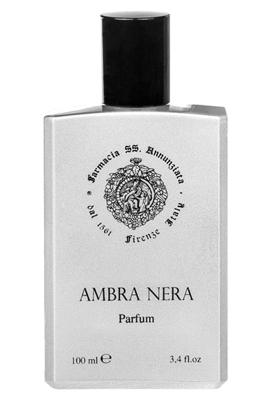 Ambra Nera  Parfum Concentration - w/ spray atomizer  by Farmacia SS. Annunziata dal 1561