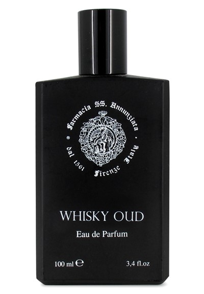 Whisky Oud  Parfum Concentration  by Farmacia SS. Annunziata dal 1561