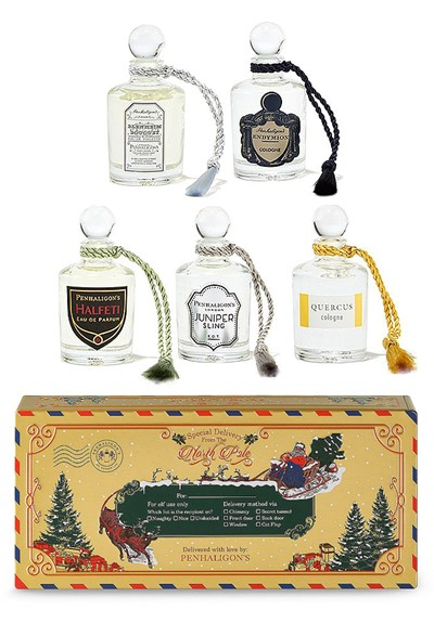 Gentlemen's Fragrance Holiday Collection Fragrance Gift Set  by Penhaligons