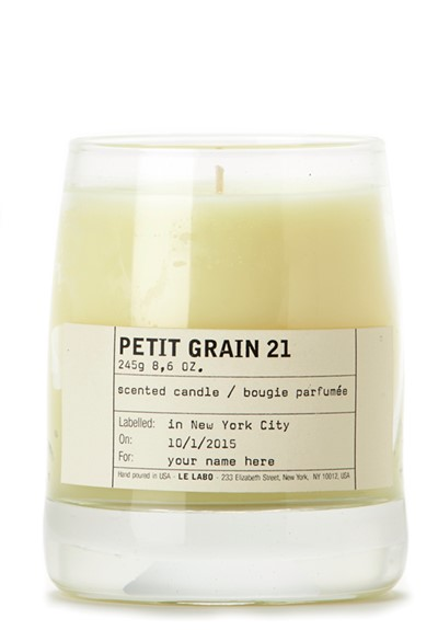 Petit Grain 21 Candle  Candle  by Le Labo