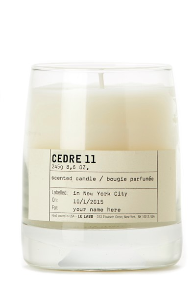 Cedre 11 Candle  Candle  by Le Labo