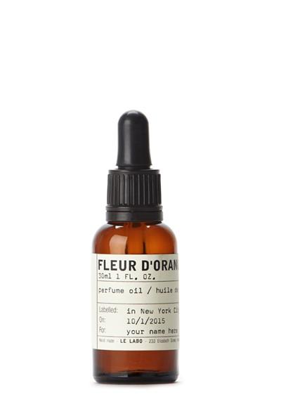 Fleur D'Oranger 27 Perfume Oil   by Le Labo