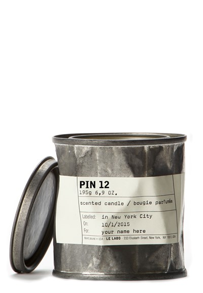 Pin 12 Vintage Candle  Scented Candle  by Le Labo