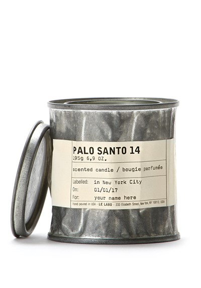 Palo Santo 14 Vintage Candle  Scented Candle  by Le Labo