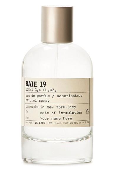 Baie 19 Eau de Parfum  by Le Labo