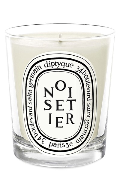 Noisetier Candle Scented Candle  by Diptyque