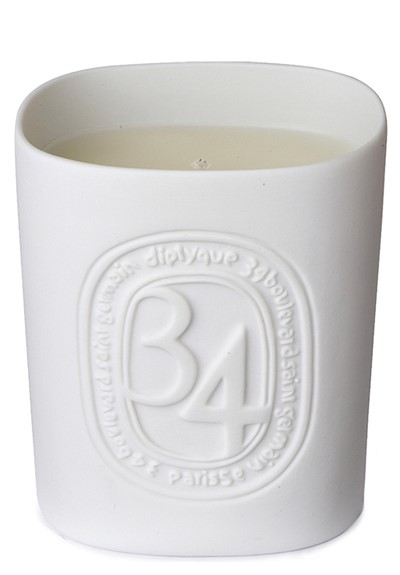 34 Boulevard Saint Germain Candle    by Diptyque