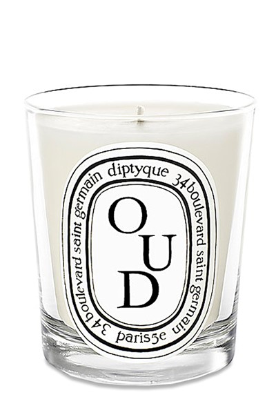 Oud Candle  Scented Candle  by Diptyque