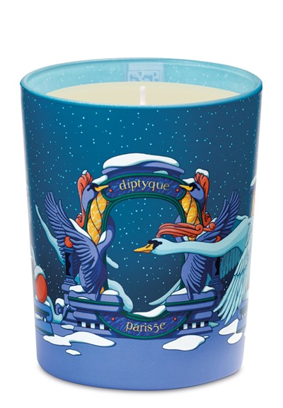 Blissful Amber Candle Scented Candle  by Diptyque