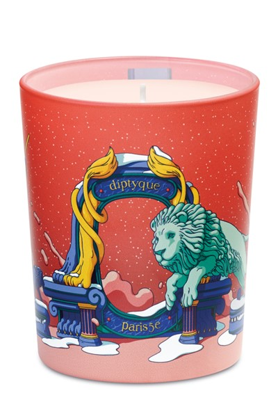 Lucky Flowers Candle  Scented Candle  by Diptyque