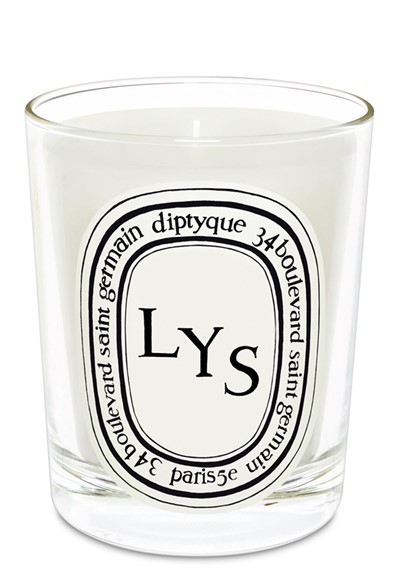Lys Candle  Scented Candle  by Diptyque