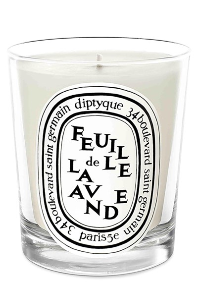 Feuille de Lavande Candle  Scented Candle  by Diptyque