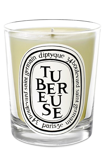 Tubereuse candle Scented Candle  by Diptyque