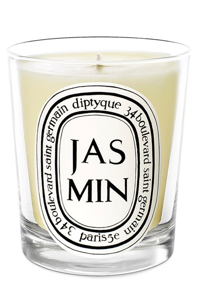 Jasmin Candle Scented Candle  by Diptyque