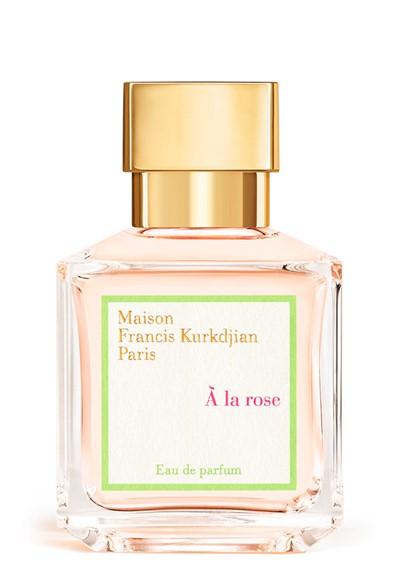 A La Rose Eau de Parfum  by Maison Francis Kurkdjian