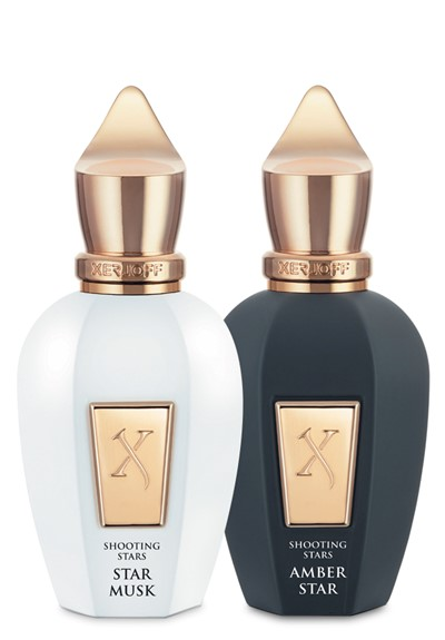 XJ Amber Star and Star Musk Collection  Eau de Parfum  by Xerjoff