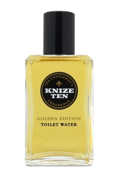Knize Ten Golden Edition Eau de Toilette  by Knize