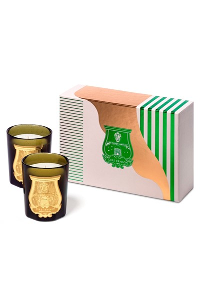 Imperial Duet Set- Josephine & Cyrnos Scented Candle Gift Set  by Cire Trudon