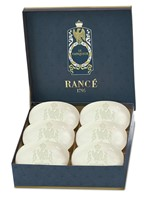 Le Vainqueur - Box of 6 Soaps by Rance