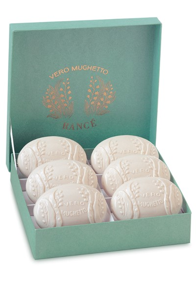 Lily Of The Valley- Box Of 6 Soaps Scented Bar Soap  by Rance