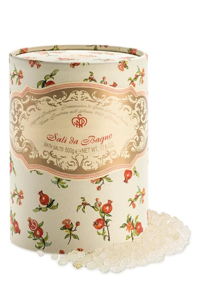 Melograno Sali da Bagno - Pomegranate Bath Salts    by Santa Maria Novella