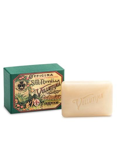 Vellutina Cream Face Soap   by Santa Maria Novella