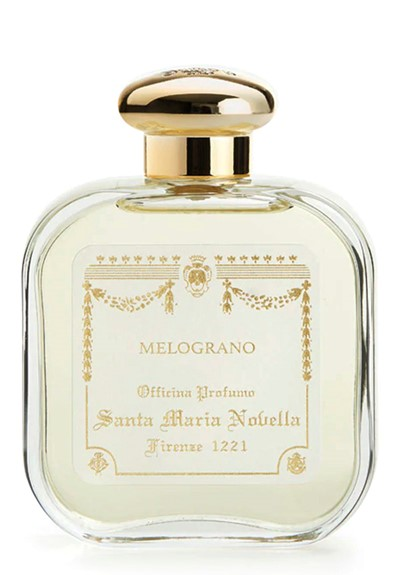 Pomegranate Melograno Cologne Eau De Cologne By Santa Maria