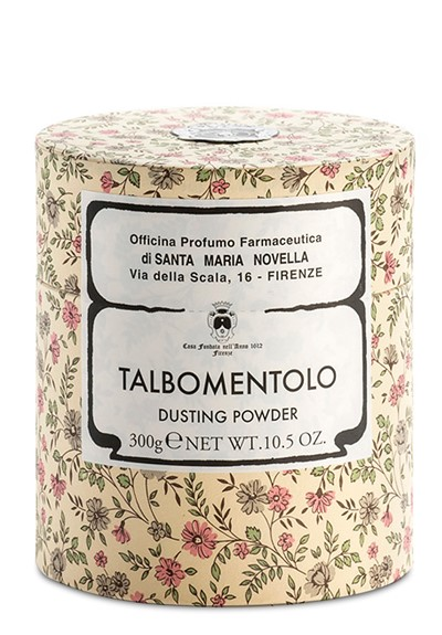 Menthol Talcum Powder   by Santa Maria Novella