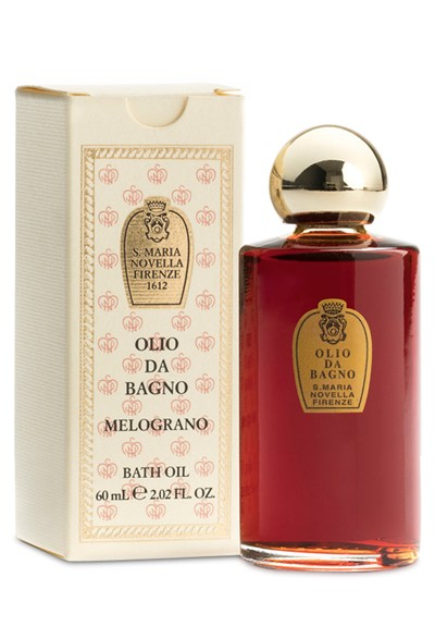 Pomegranate Bath Oil    by Santa Maria Novella