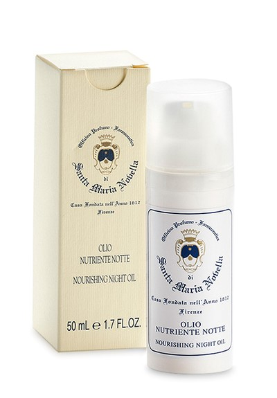 Nourishing Night Oil  Facial Night Cream  by Santa Maria Novella