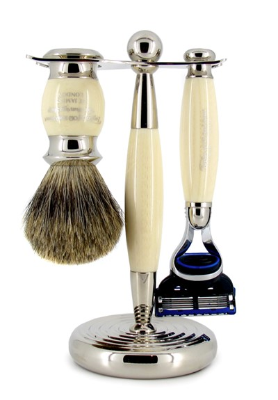 Edwardian Fusion Shaving Set    by Taylor of Old Bond Street