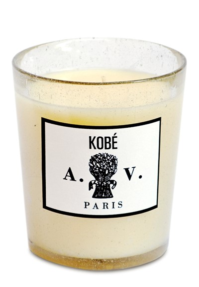 Kobe Candle  by Astier de Villatte