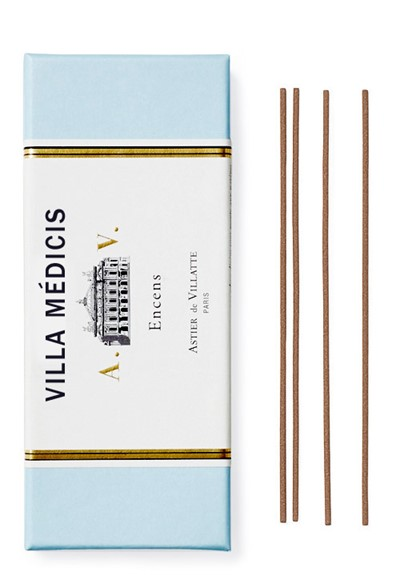 Villa Medicis  Incense  Sticks  by Astier de Villatte