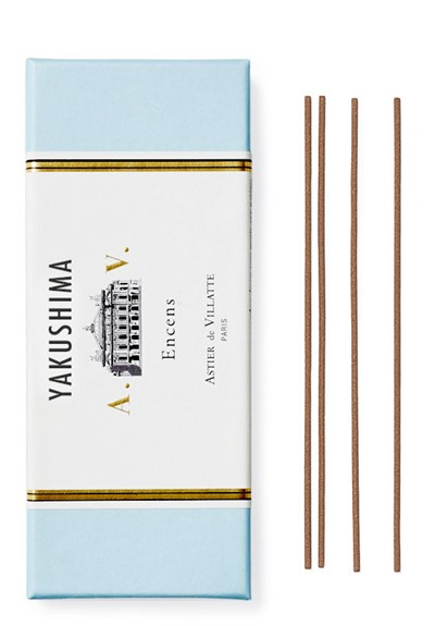 Yakushima  Incense  Sticks  by Astier de Villatte