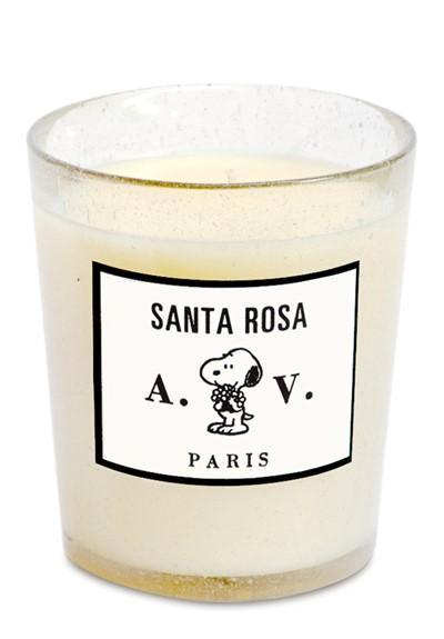 Santa Rosa Candle  by Astier de Villatte