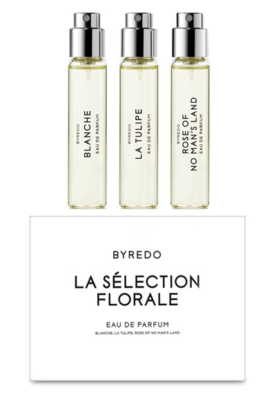 La Selection Florale  Fragrance Discovery Set  by BYREDO