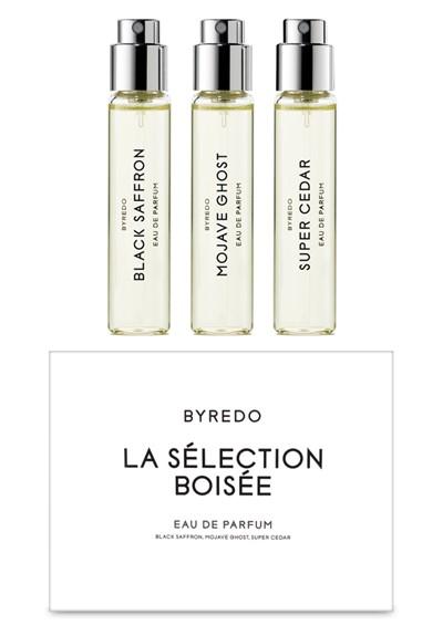 La Selection Boisee Fragrance Discovery Set  by BYREDO