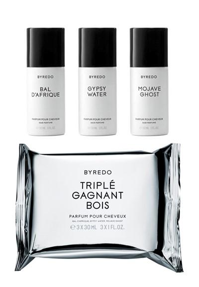 Triple Gagnant Hair Perfume Collection- Bois Hair Perfume  by BYREDO
