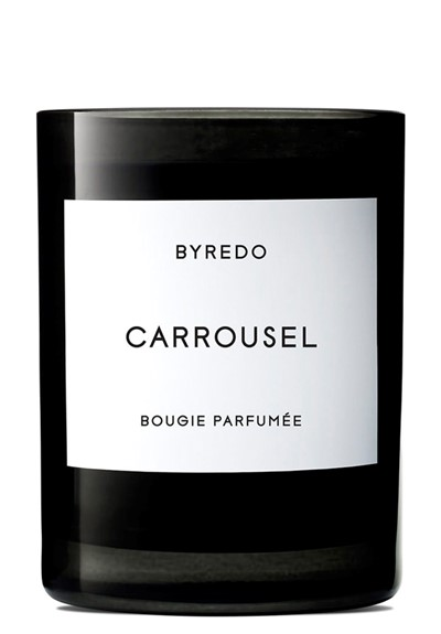 Carrousel Fragranced Candle  by BYREDO
