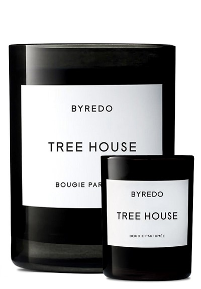 Tree House Fragranced Candle  by BYREDO