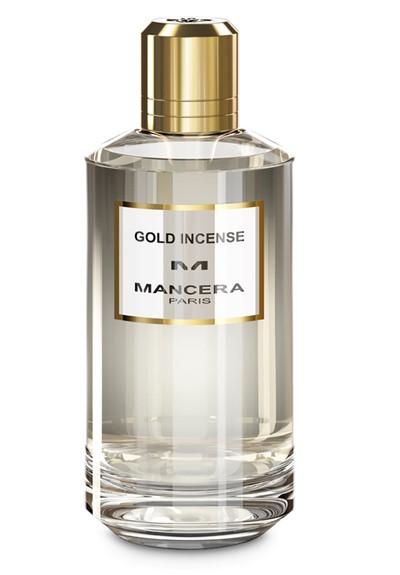 Gold Incense Eau de Parfum  by Mancera