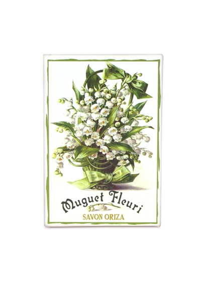 Muguet Fleuri soap  Single soap  by Oriza L. Legrand