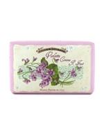 Violette Comme Il Faut soap by Oriza L. Legrand